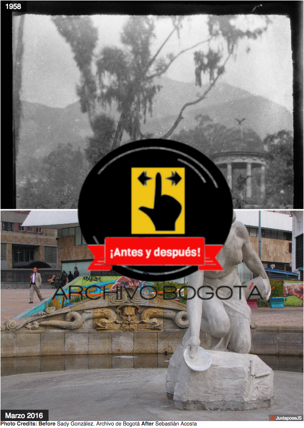 Fototeca digital del archivo de bogotá