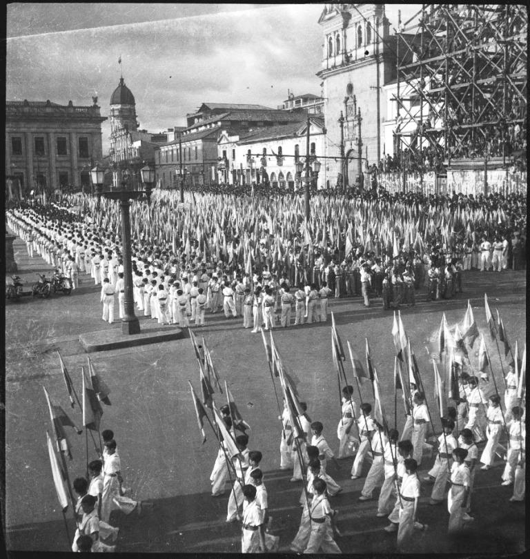 gran desfile olimpico