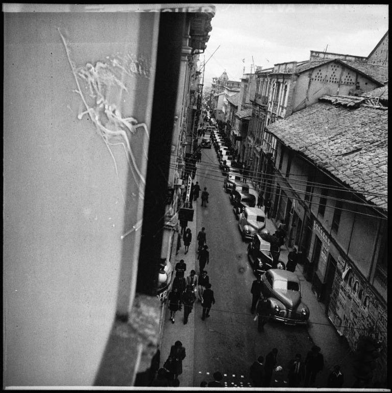 Calles de Bogotá