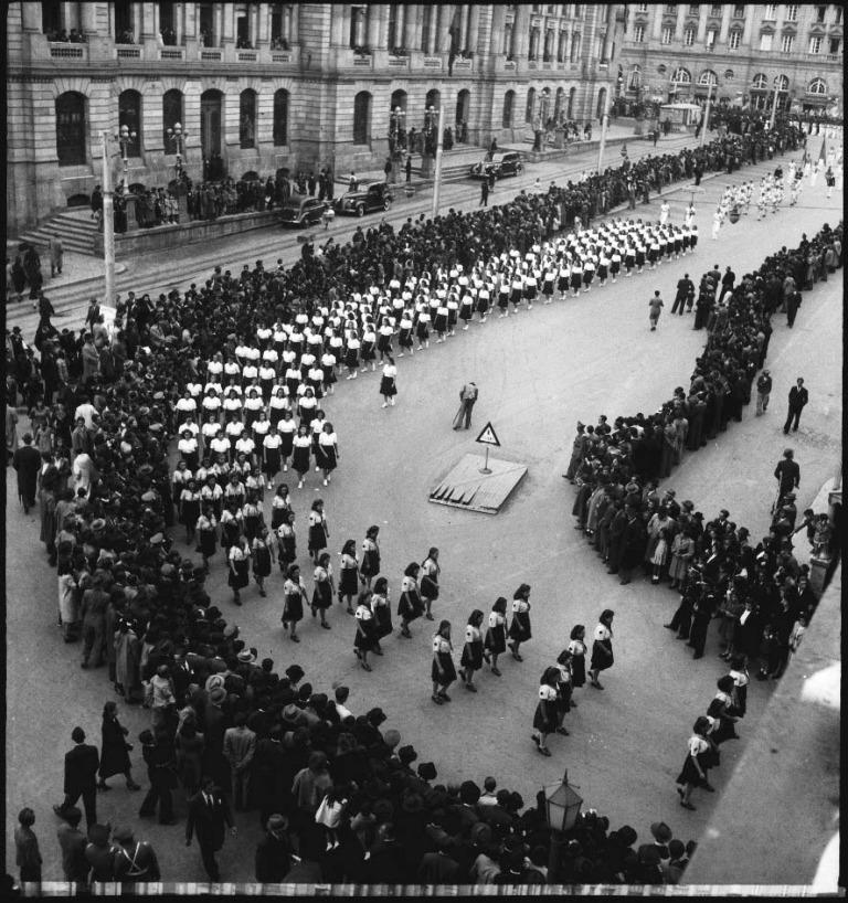 Desfile Olímpico