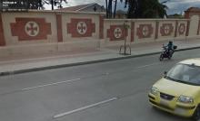 Cementerio Central. Google Street View 2015