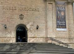 Museo Nacional. Antiguo Panóptico