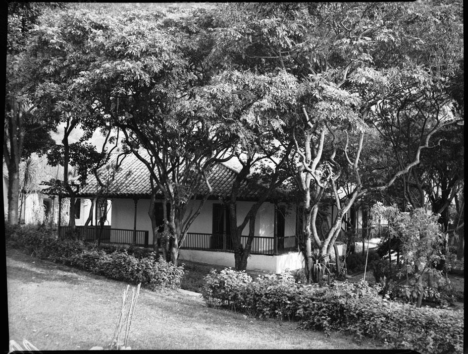 Interiores de la Quinta de Bolívar, con las reformas hechas para la IX Conferencia Panamericana