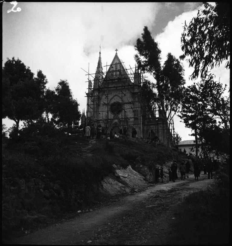 Restauración de la Basílica del Señor de Monserrate