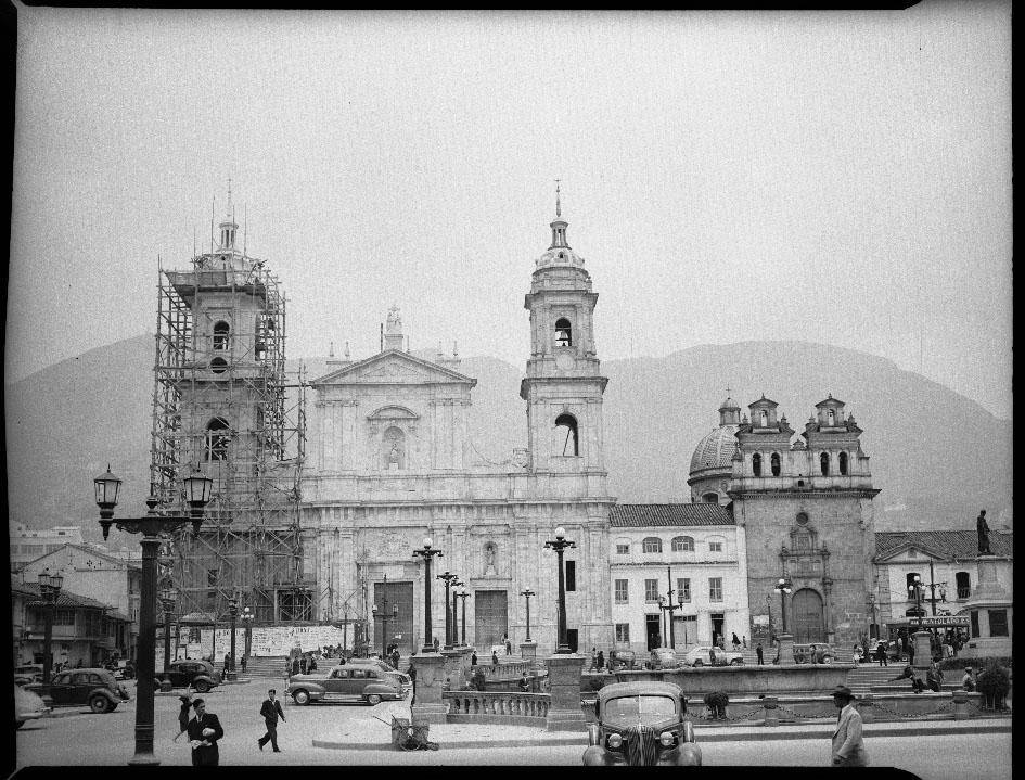 Modificación de la torre norte la Catedral Primada