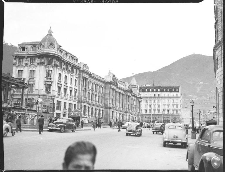 avenida Gonzalo Jiménez de Quesada. Foto Sady González