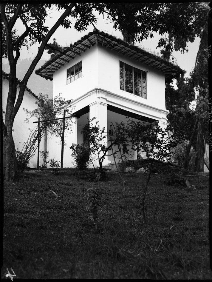 Interiores de la Quinta de Bolívar Foto Sady González