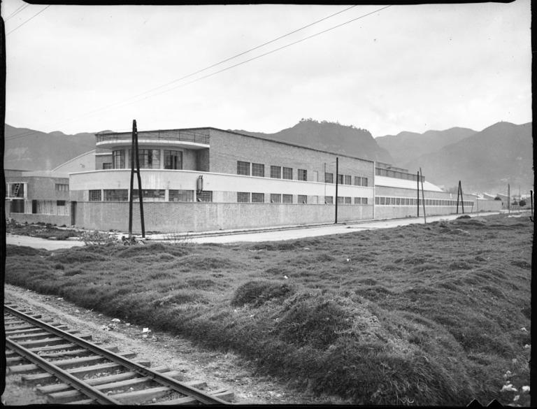 edificio de Gaseosas Colombiana S.A.