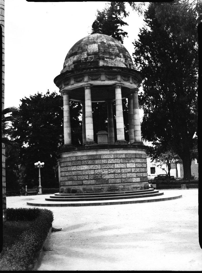 Templete del Libertador Simón Bolívar