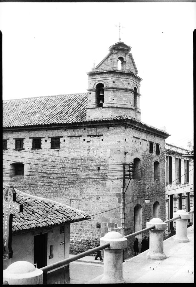Convento de Santa Clara visto desde el Capitolio