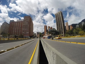 Carrera décima Archivo de Bogotá