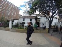 Parroquia San Diego. Archivo de Bogotá