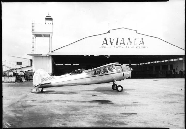 Avionetas Avianca