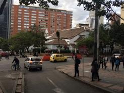 Iglesia San Diego Archivo de Bogotá