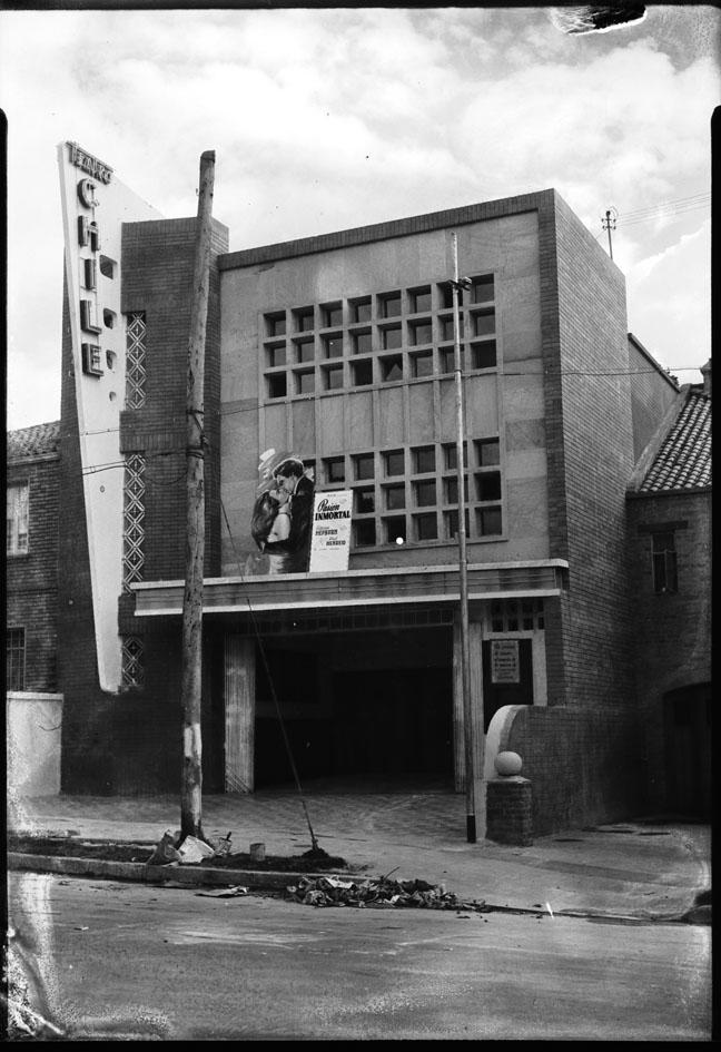 Teatro Chile en Bogotá, 1948