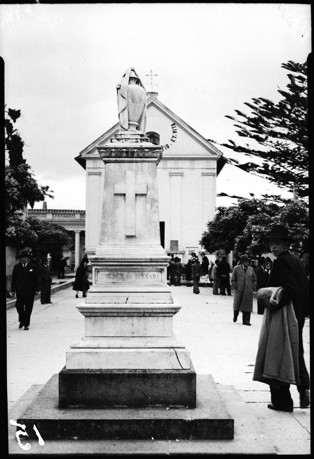 Mausoleo de Gonzálo Jiménez de Quesada