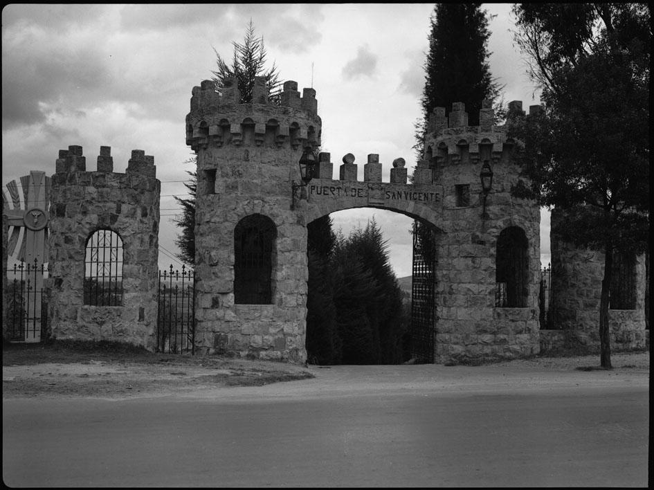 Museo del Chicó en 1948