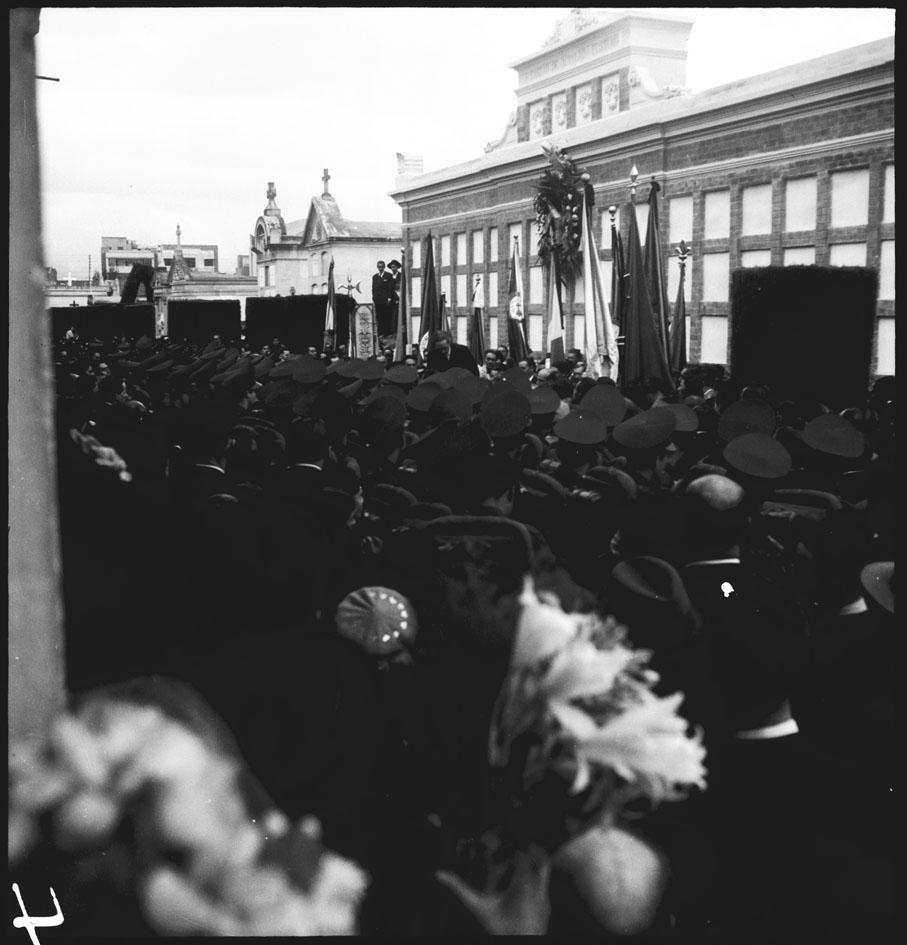 cementerio central 1948