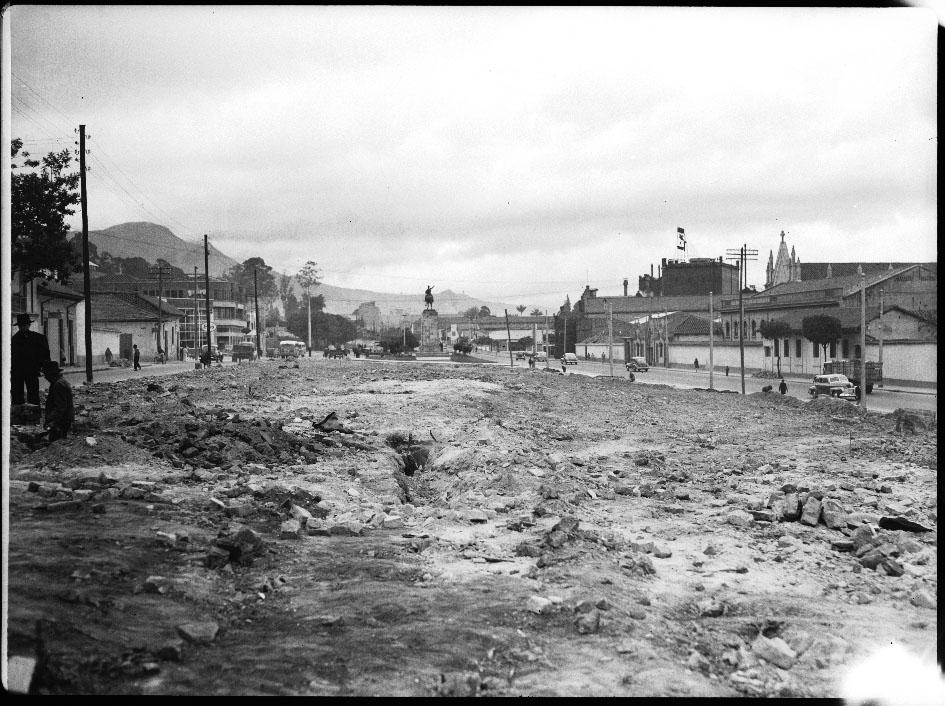 Bavaria en Bogotá, 1947